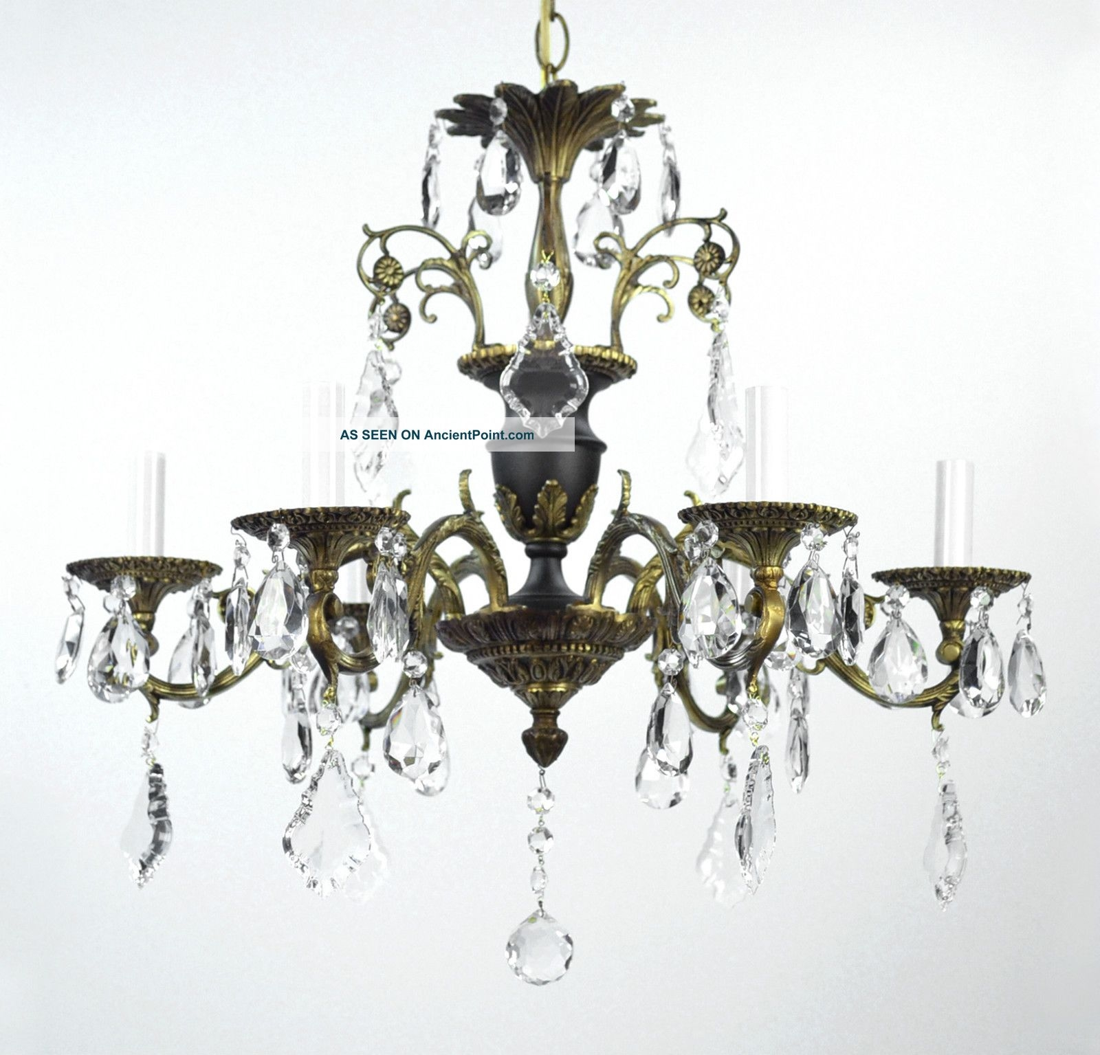 Antique Chandeliers Intended For Antique Chandeliers (#1 of 12)