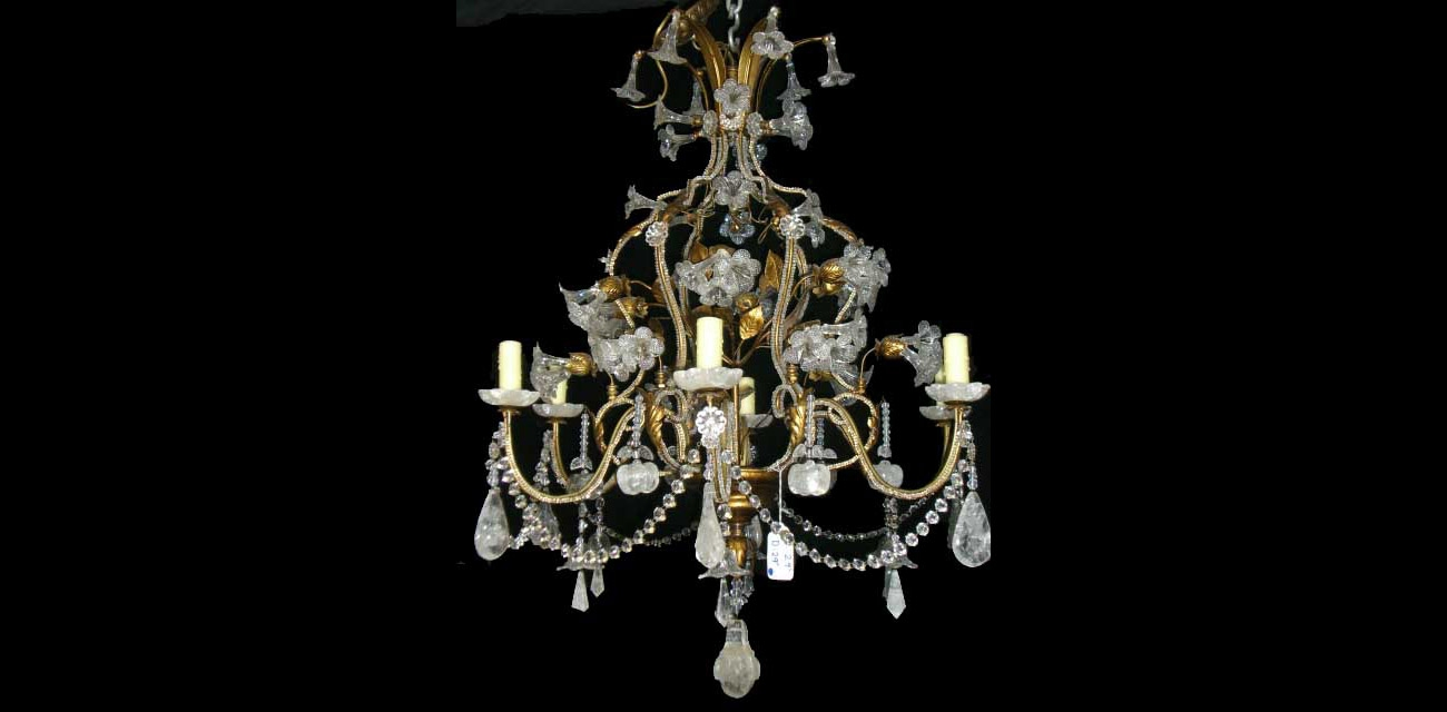Antique Crystal Chandeliers Design Of Your House Its Good Idea For Lead Crystal Chandelier (#1 of 12)