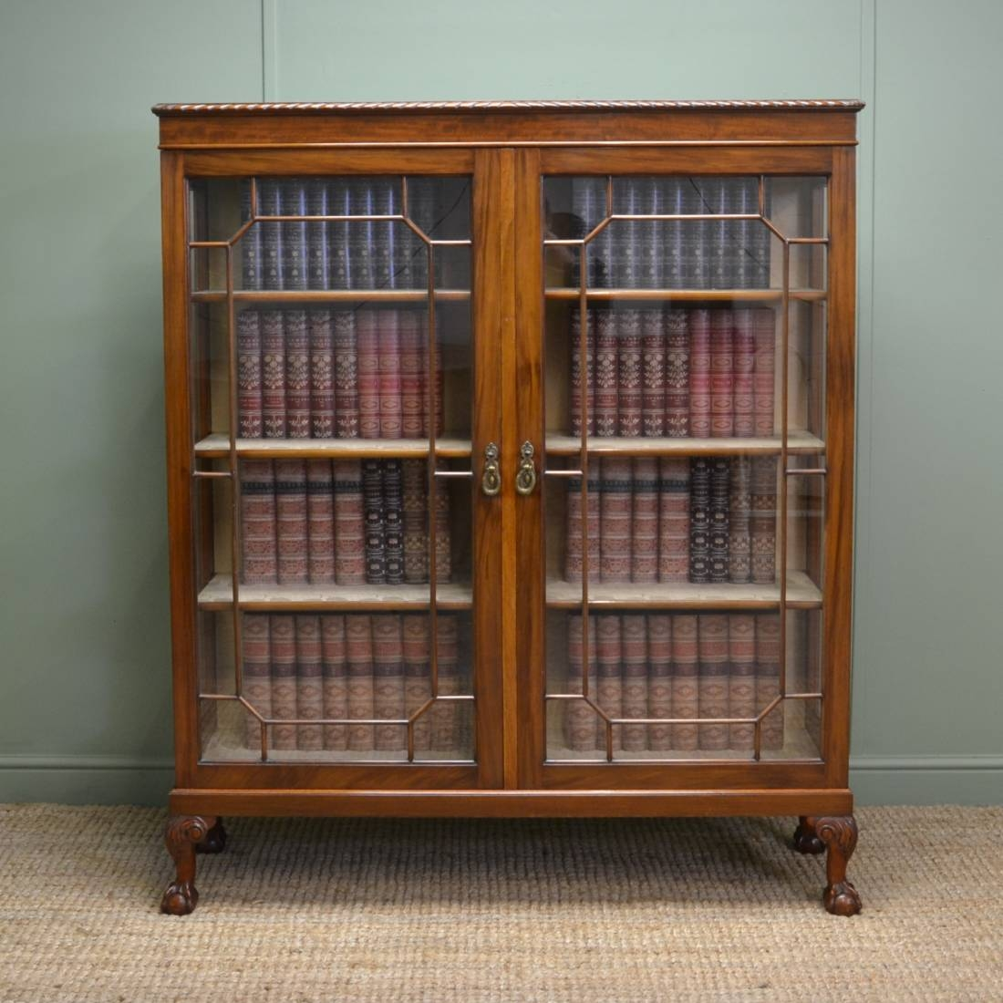 Popular Photo of Glazed Bookcases