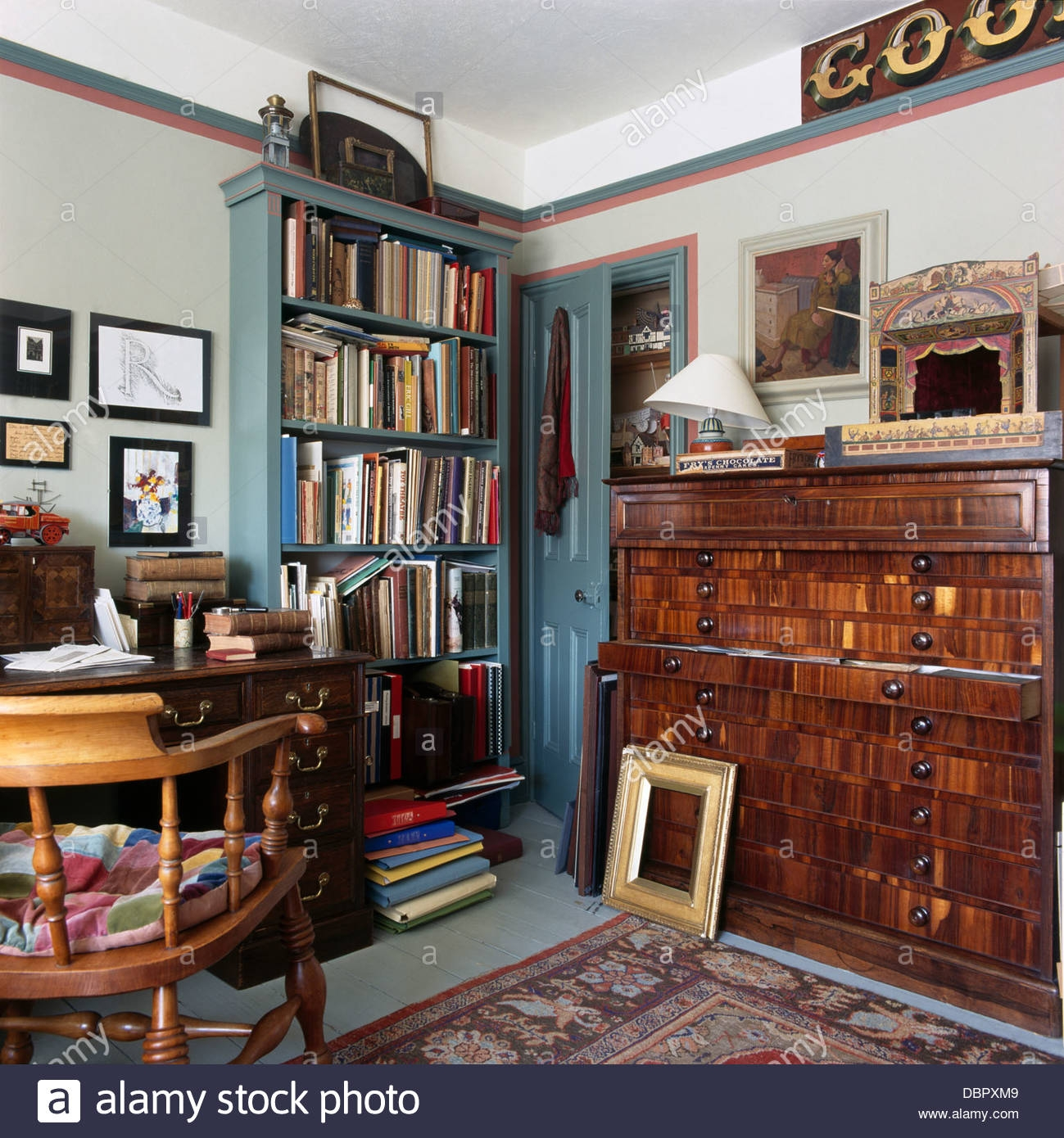 Old Study Room Design: 15 Inspirations Of Study Bookcase