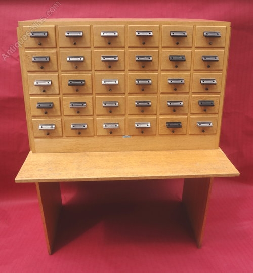 Antiques Atlas Oak Filing Cabinet Drawers With Regard To Cupboard Drawers (#3 of 15)