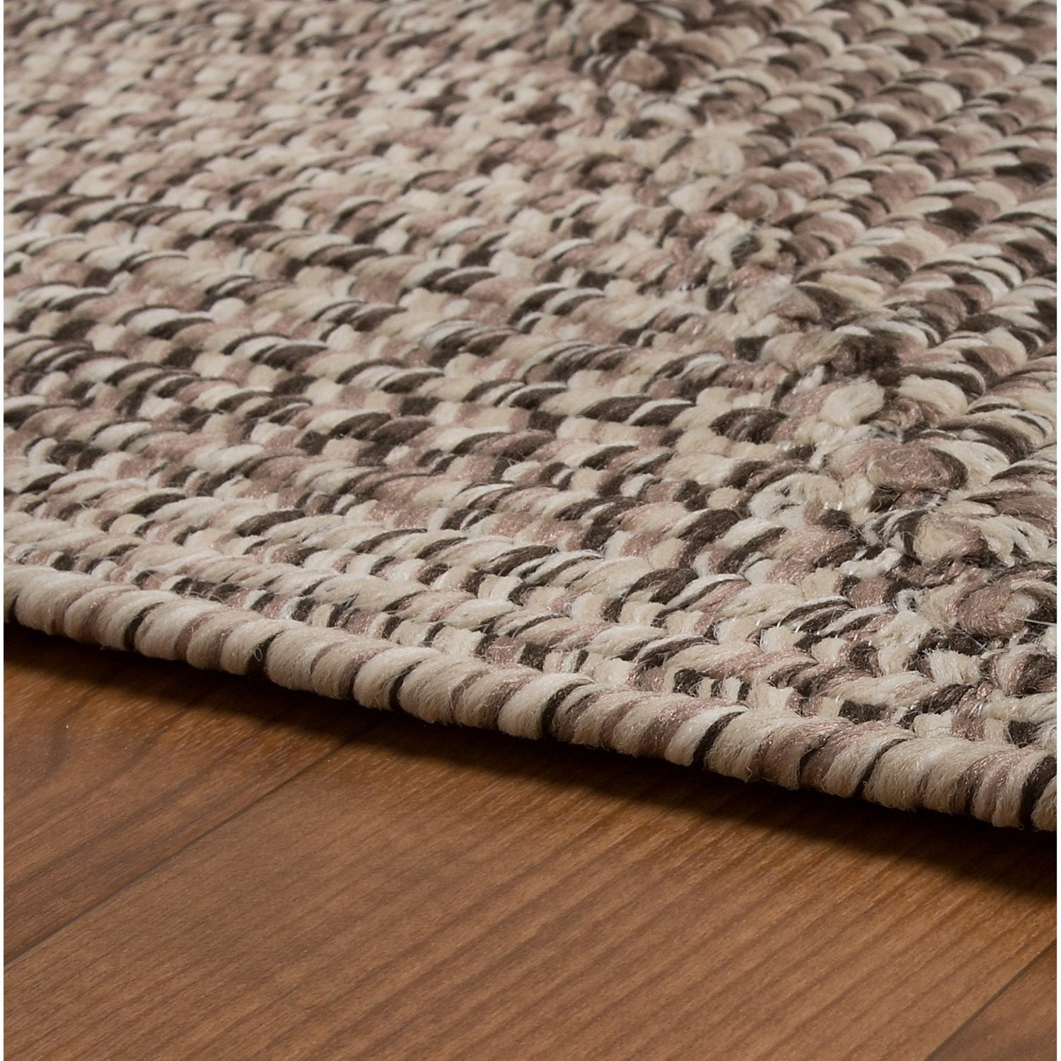 Area Rugs Braided Roselawnlutheran Throughout Braided Wool Area Rugs (#2 of 15)