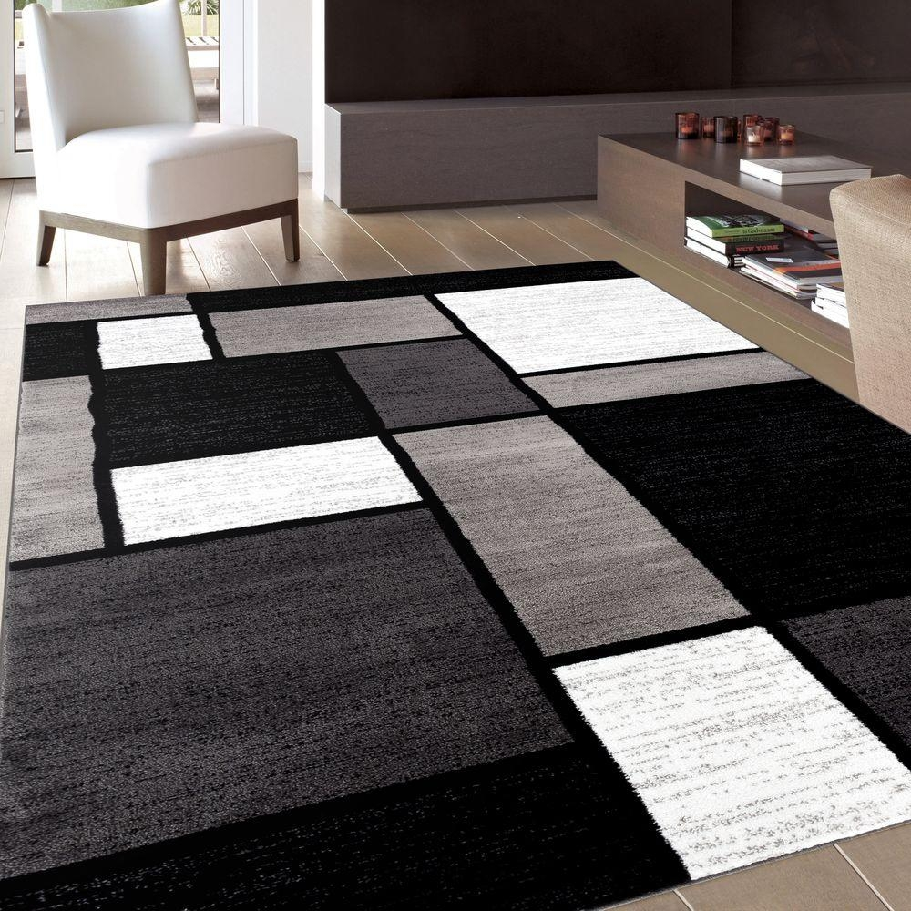Area Rugs Contemporary Modern Roselawnlutheran Inside Square Wool Area Rugs (#1 of 15)