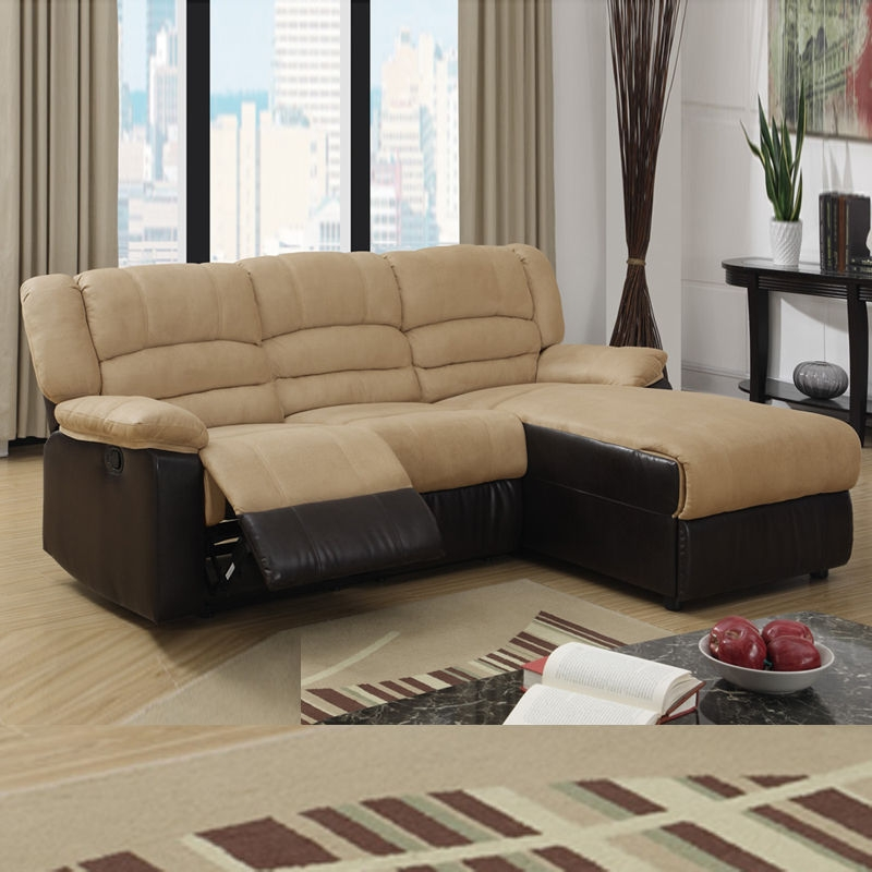 Armchairs For Small Spaces Sectional Sleeper Sofas For Small Throughout Sectional Sofas For Small Spaces With Recliners (#2 of 15)