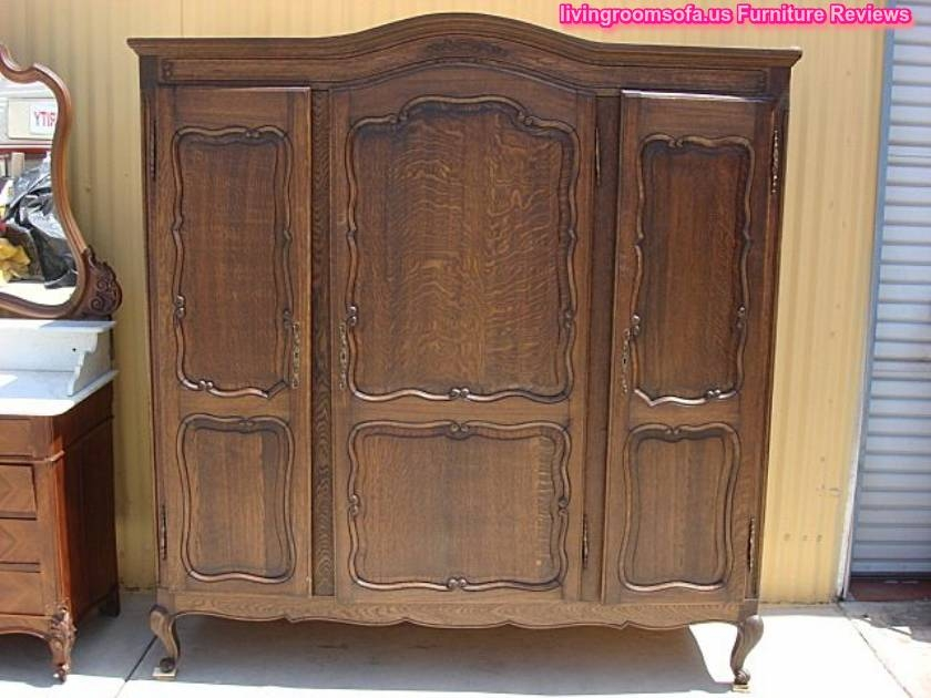 Armoire Amazing Large Bedroom Armoire For Home Extra Large Within Large Wooden Wardrobes (#3 of 15)