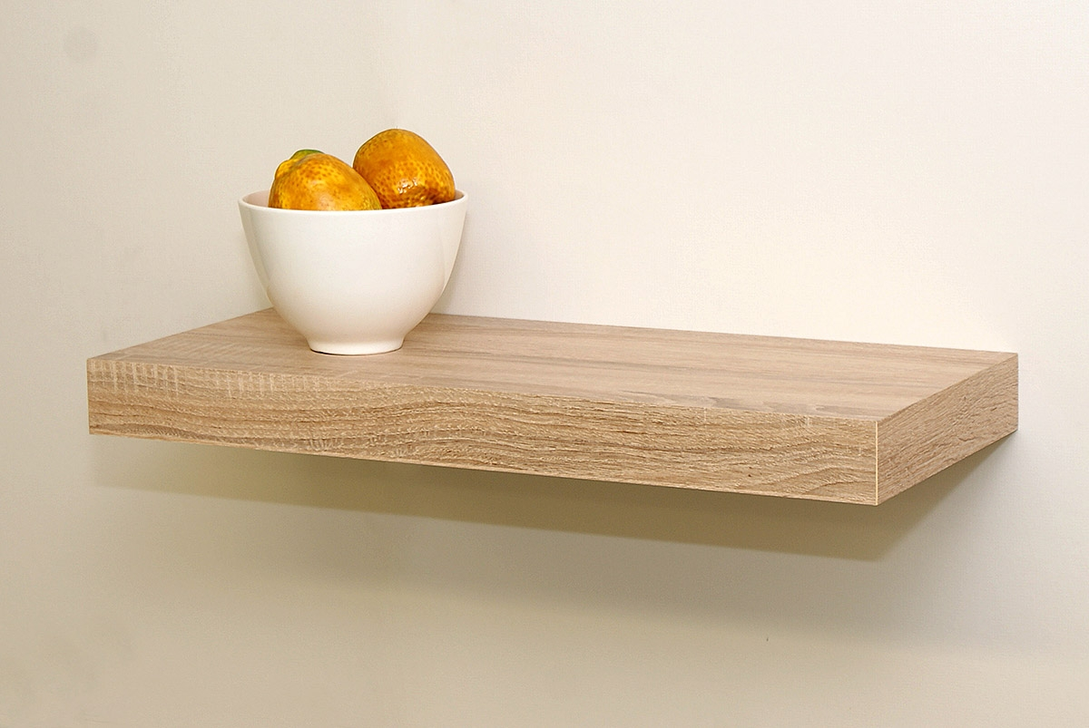 Articles With Solid Oak Floating Shelves Australia Tag Pertaining To Floating Shelves 120cm (#3 of 12)