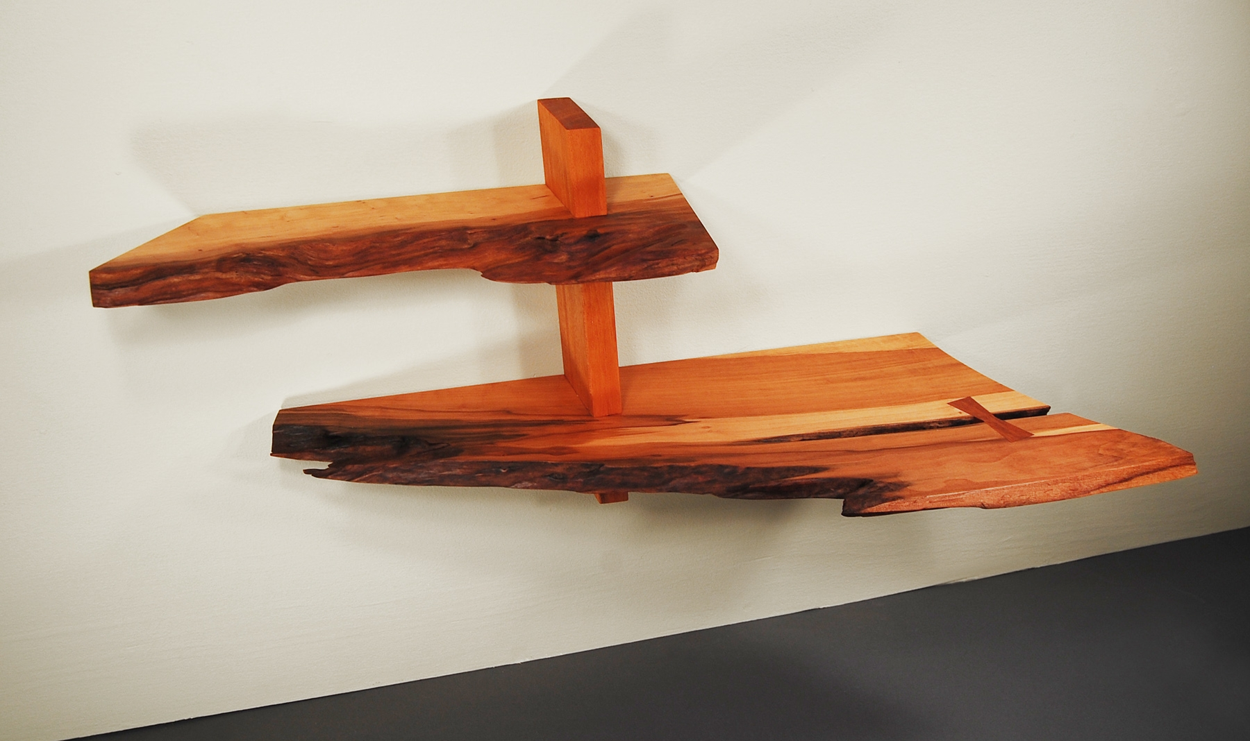 Arts Business Institute Artist Profile Austin Heitzman Within Handmade Wooden Shelves (View 1 of 15)
