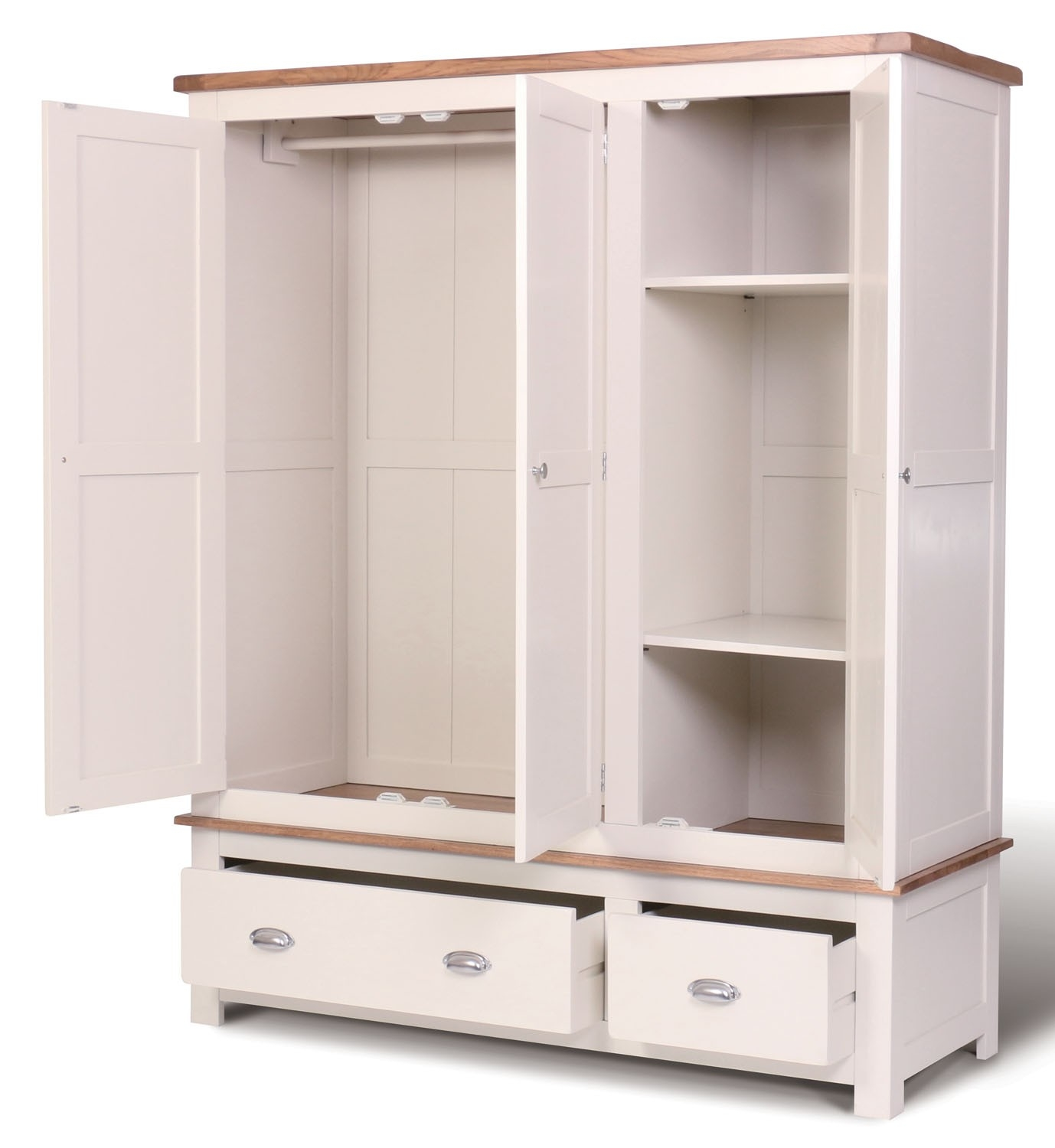 15 Photo Of Wardrobes With Shelves And Drawers