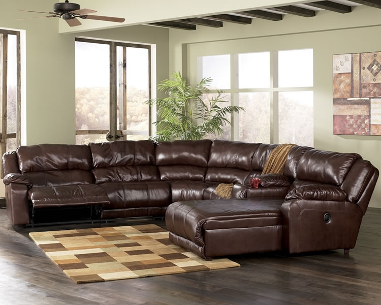 Ashley Leather Couches For Sale S3net Sectional Sofas Sale In Leather Sofa Sectionals For Sale (#1 of 15)