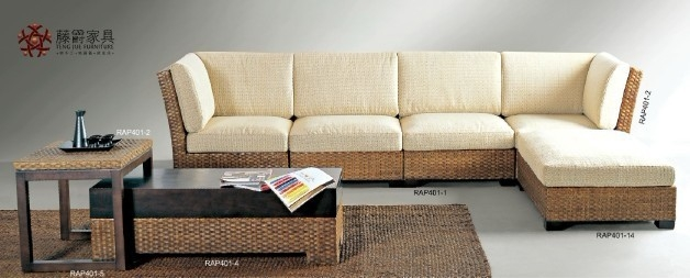 Attractive Modern Rattan Sofa Manufacturersattractive Modern Within Modern Rattan Sofas (#2 of 15)