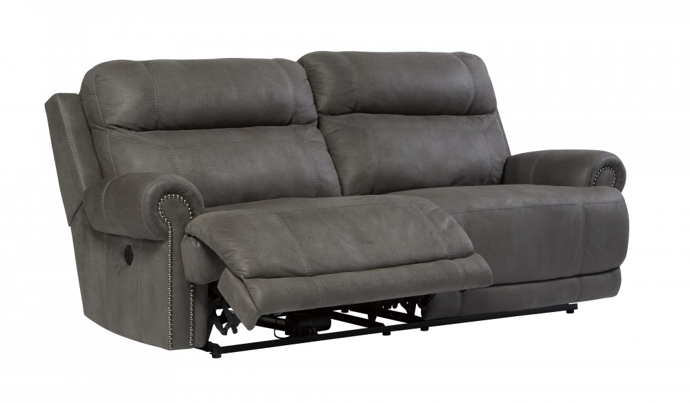 Austere Gray 2 Seat Reclining Sofa 3840181 Reclining Sofas Inside 2 Seat Recliner Sofas (View 3 of 15)
