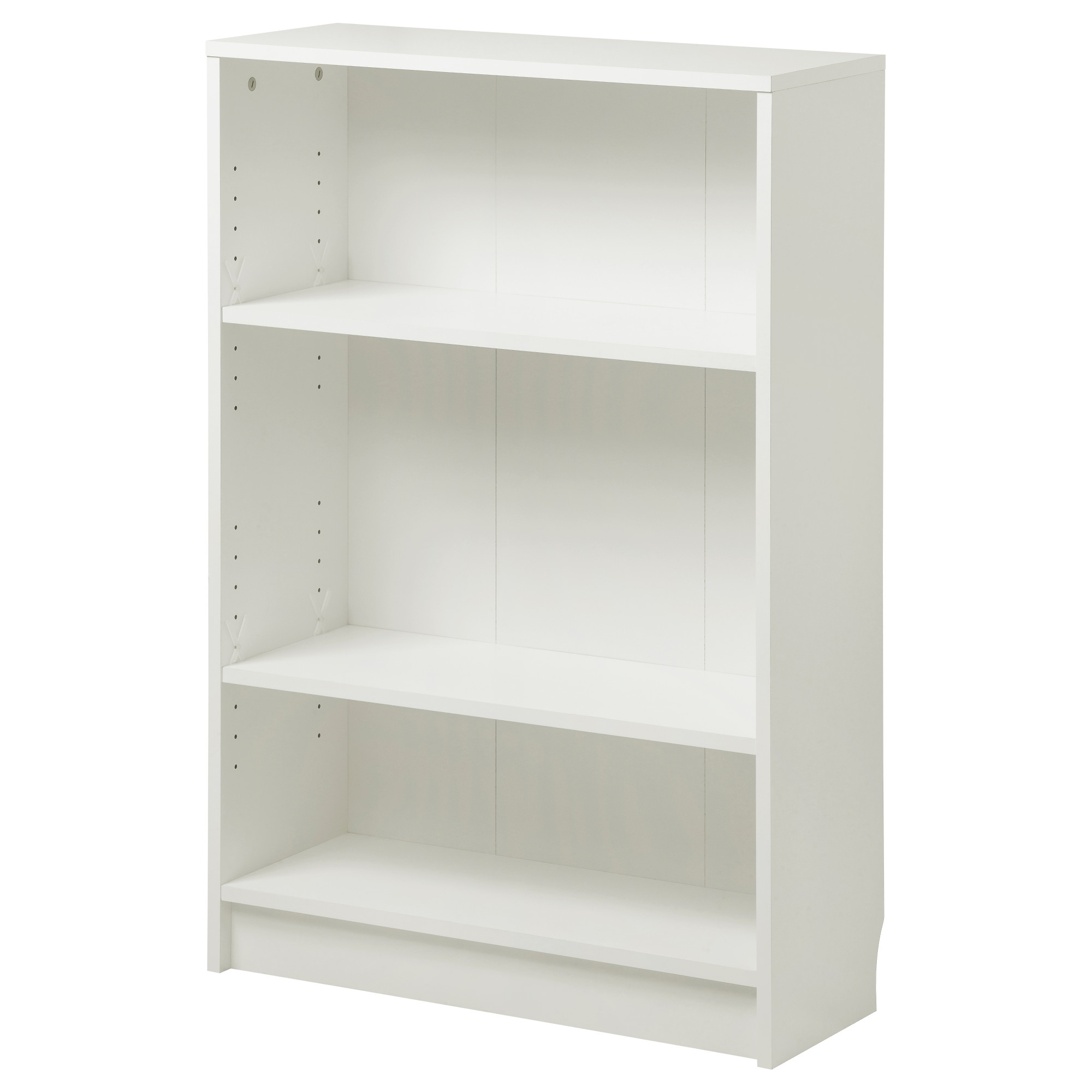 Avdala Bookcase Ikea Within White Bookcases (#1 of 15)