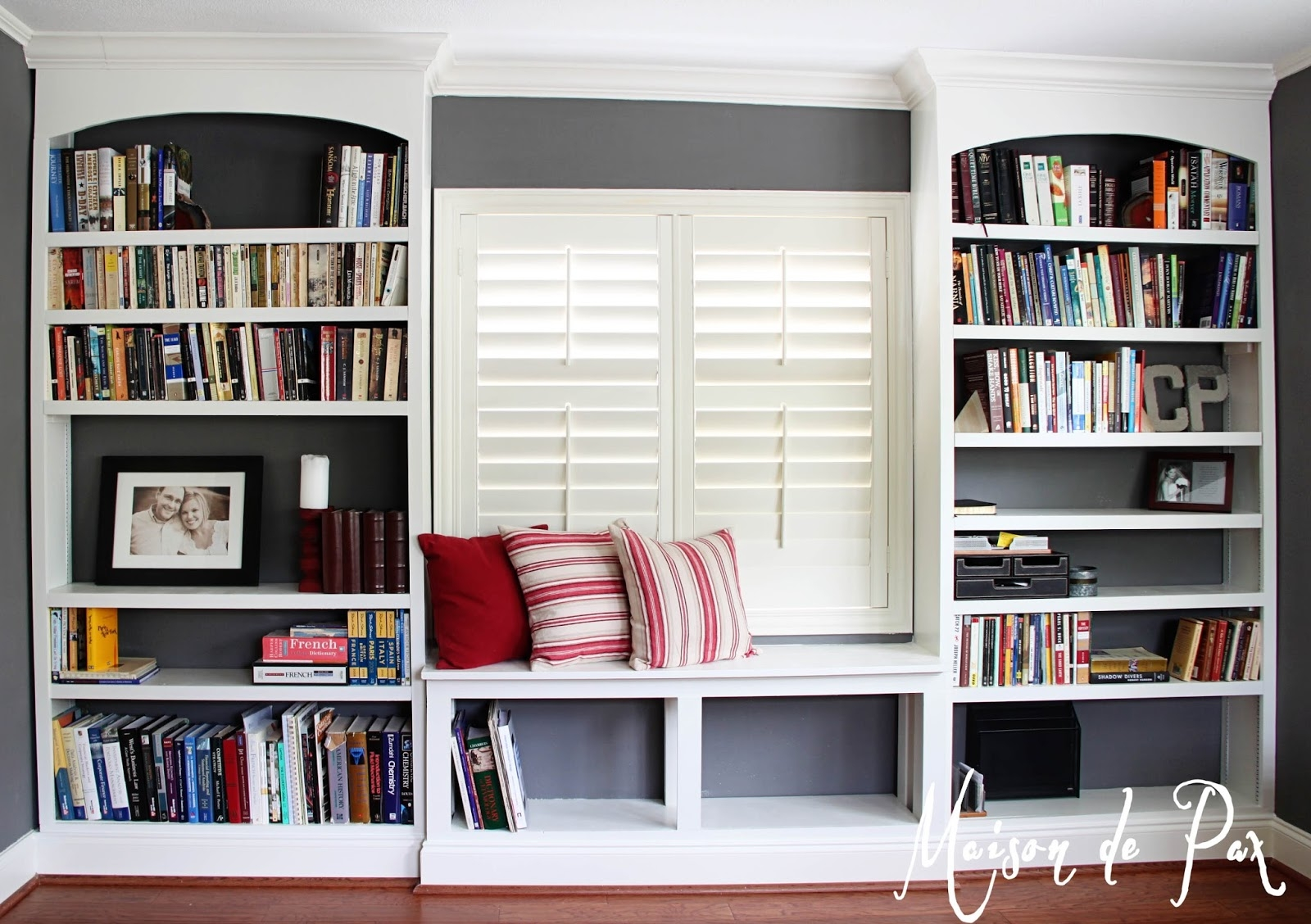 Awesome Built In Bookshelves White Images Inspiration Surripui In Built In Bookshelf Kits (#2 of 15)