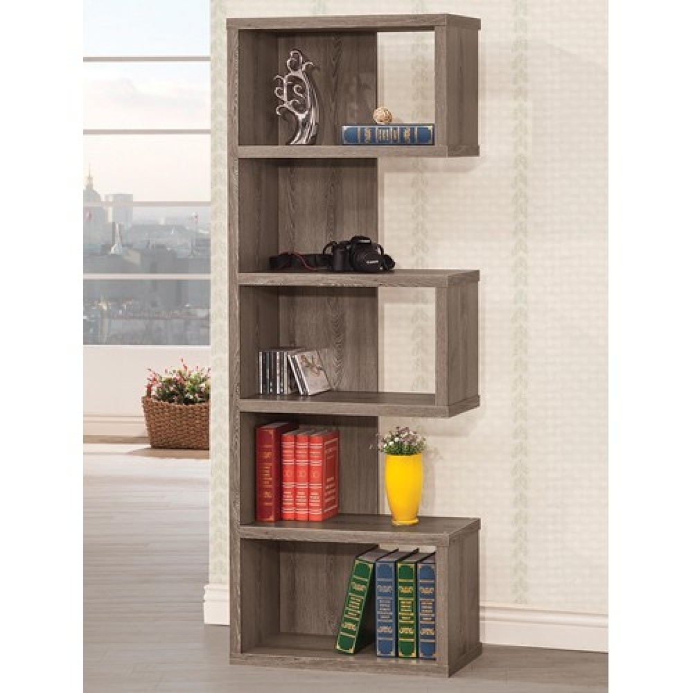Backless Bookcase Reloc Homes Throughout Backless Bookshelves (#9 of 15)