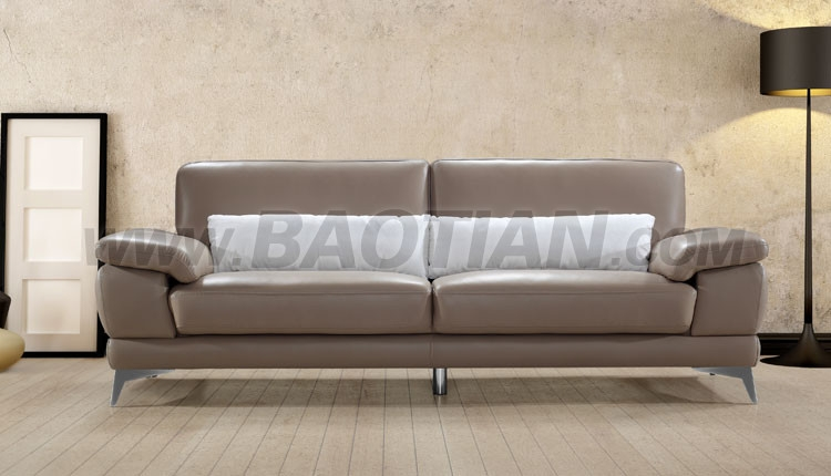 Baotian Furniture 3 Seater Leather Sofa Modern Sofa Designs Buy For Modern 3 Seater Sofas (#3 of 15)