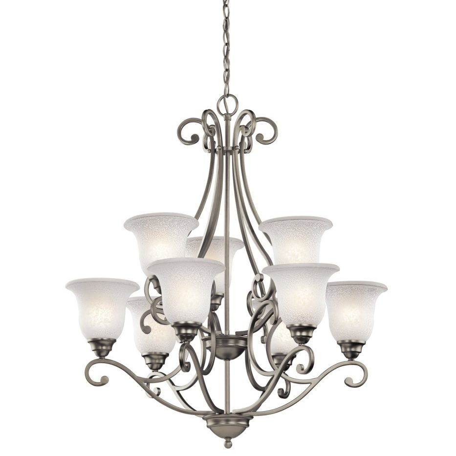 Bathroom Chandeliers Ideas Bedroom Over Tubs Sale Brushed Nickel Inside Bathroom Chandeliers Sale (#2 of 12)