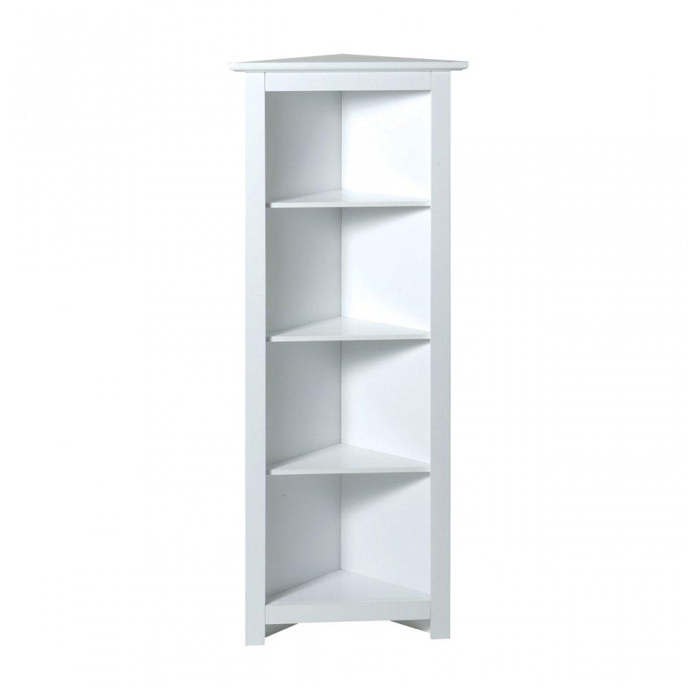 Bathroom Wood Storage Units Regarding Free Standing White Shelves (View 9 of 15)