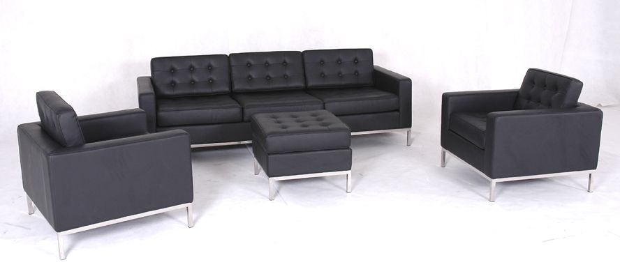 Beautiful Modern Black Leather Couch 32 Contemporary Sofa Inside Contemporary Black Leather Sofas (View 11 of 15)