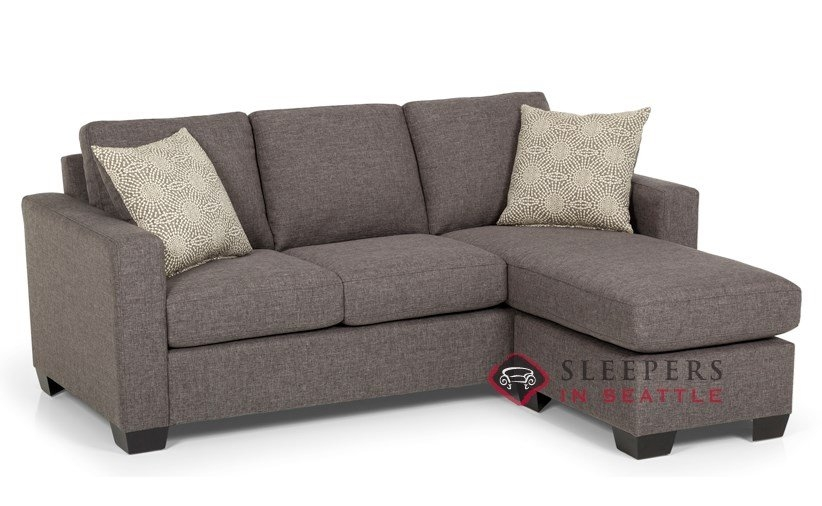 Beautiful Sectional Sleeper Sofa Queen Microfiber Sectional Sofa With Sectional Sofas With Sleeper And Chaise (#1 of 15)