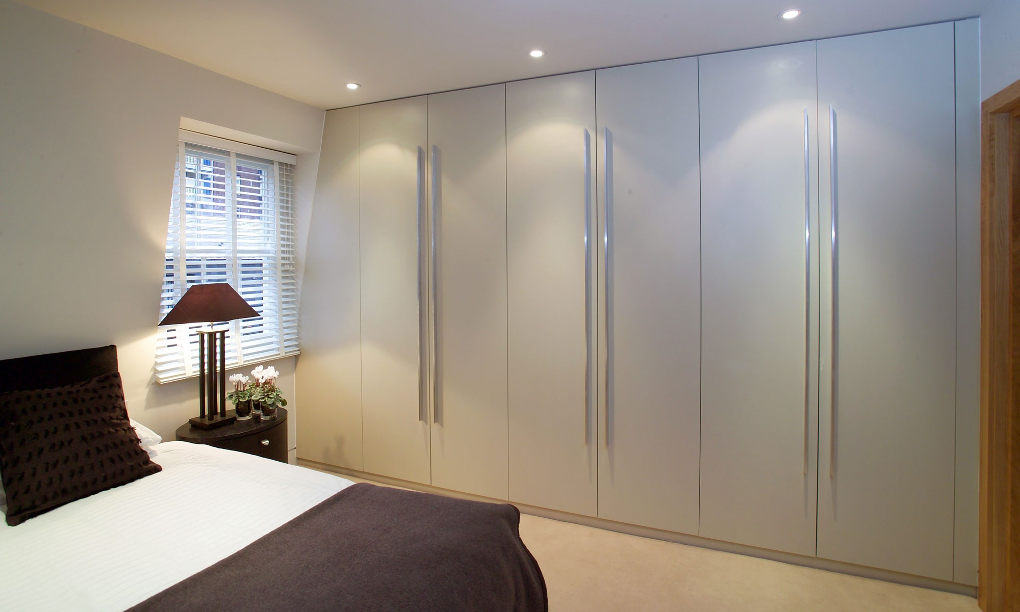 Bedroom Fitted Wardrobe Designs Bedroom Wardrobe Designs Brava Pertaining To Fitted Cabinets (View 2 of 15)