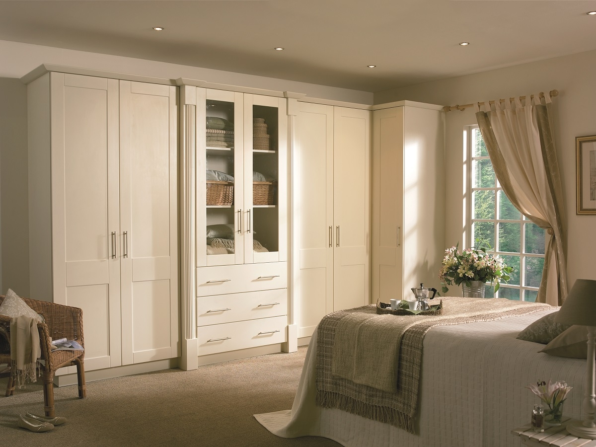 Bedroom Marvelous Fitted Bedroom Bedroom Fitted Wardrobes For Intended For Fitted Cabinets (View 3 of 15)