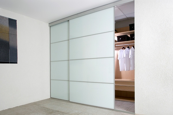Bedroom Sliding Wardrobe Doors Interior4you With Cupboard Sliding Doors (#1 of 15)
