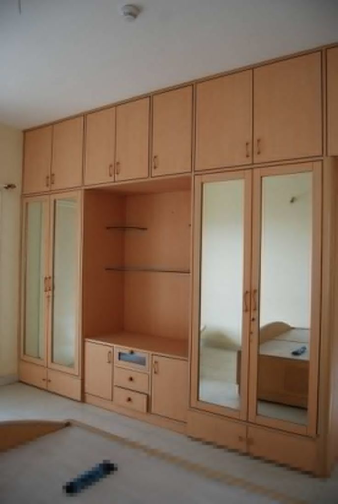 Bedroom Wardrobes With Dressing Table Pierpointsprings With Regard To Table Cupboards (#5 of 15)