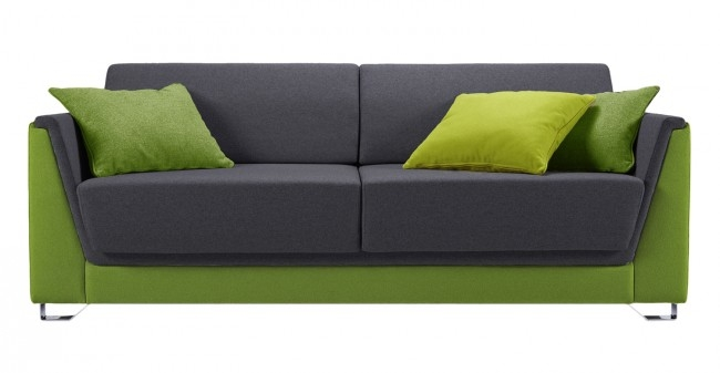Bello Comfortable Modern 3 Seat Sofa Funiquecouk Inside Modern 3 Seater Sofas (#4 of 15)
