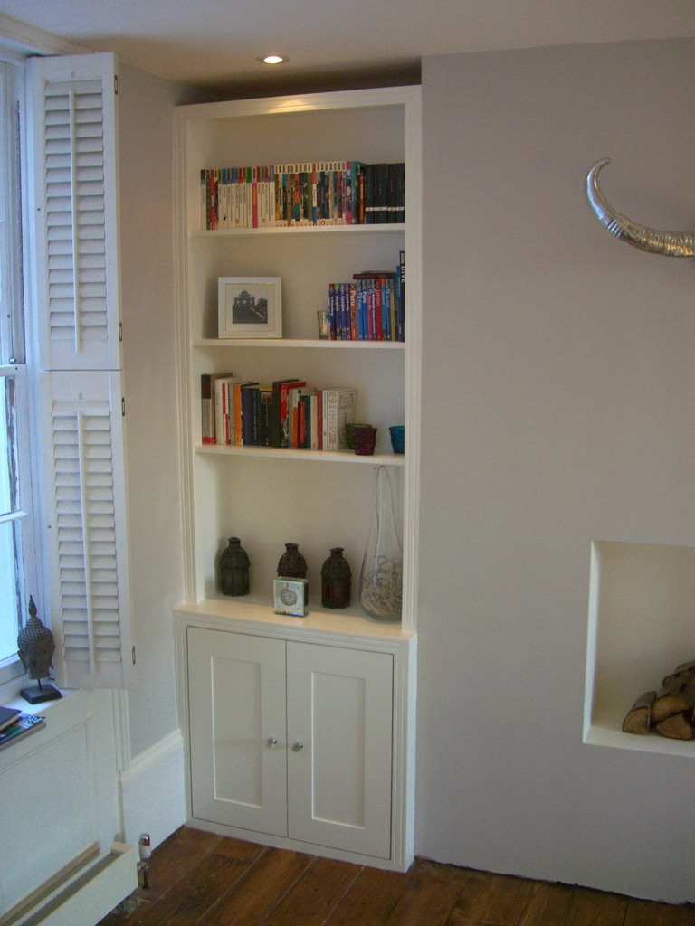 Bespoke Bookcase Beautiful Home Design Simple On Bespoke Bookcase In Fitted Shelves (View 11 of 15)
