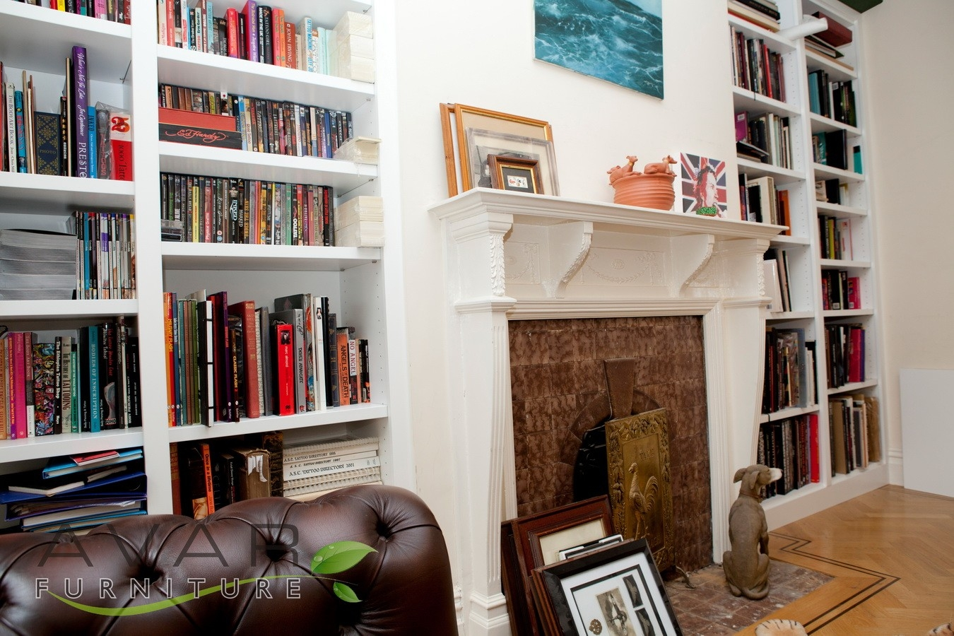 Bespoke Bookcase Ideas Gallery 1 North London Uk Avar For Bespoke Shelving (#2 of 15)