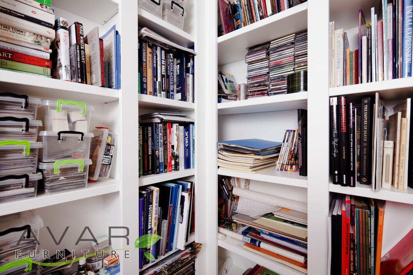 Bespoke Bookcase Ideas Gallery 2 North London Uk Avar With Bespoke Shelving Units (View 5 of 15)