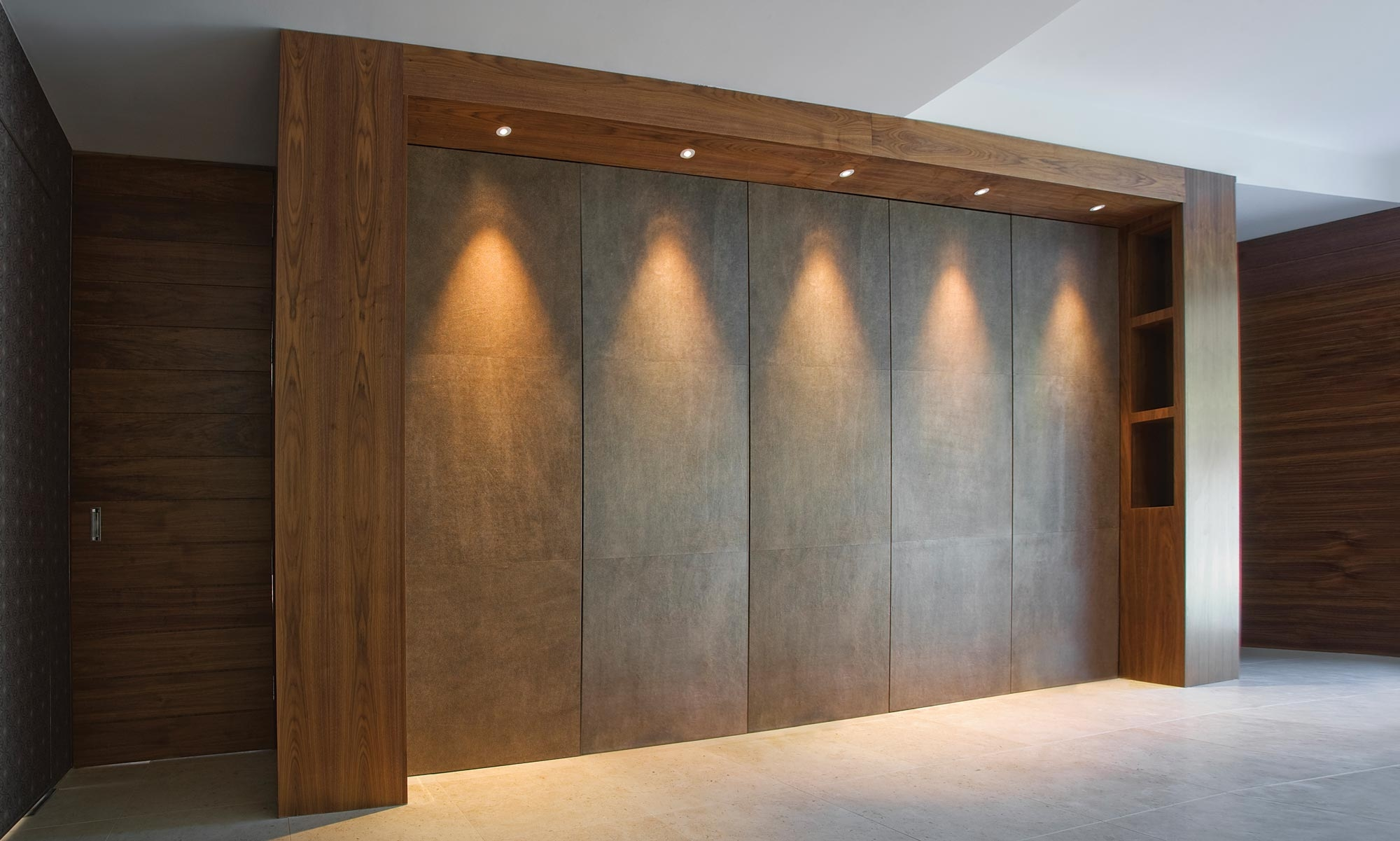 Bespoke Fitted Furniture Wardrobes London For Bespoke Built In Furniture (View 7 of 15)