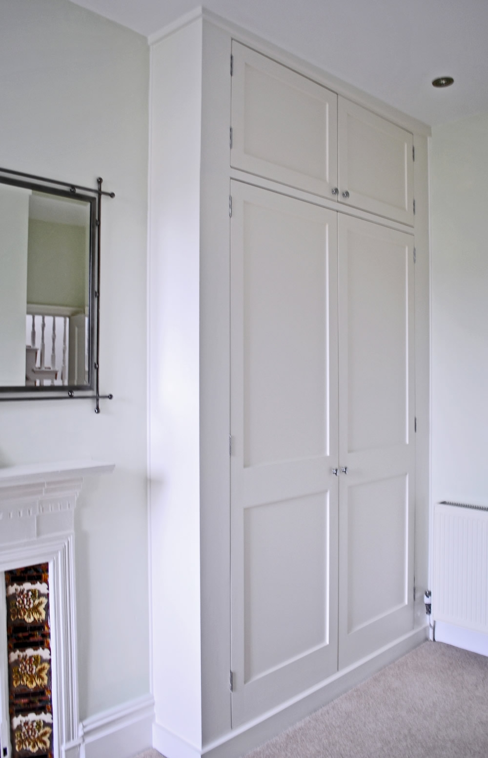 Bespoke Fitted Wardrobes And Cupboards London Alcove Company In Bespoke Cupboards (#5 of 12)