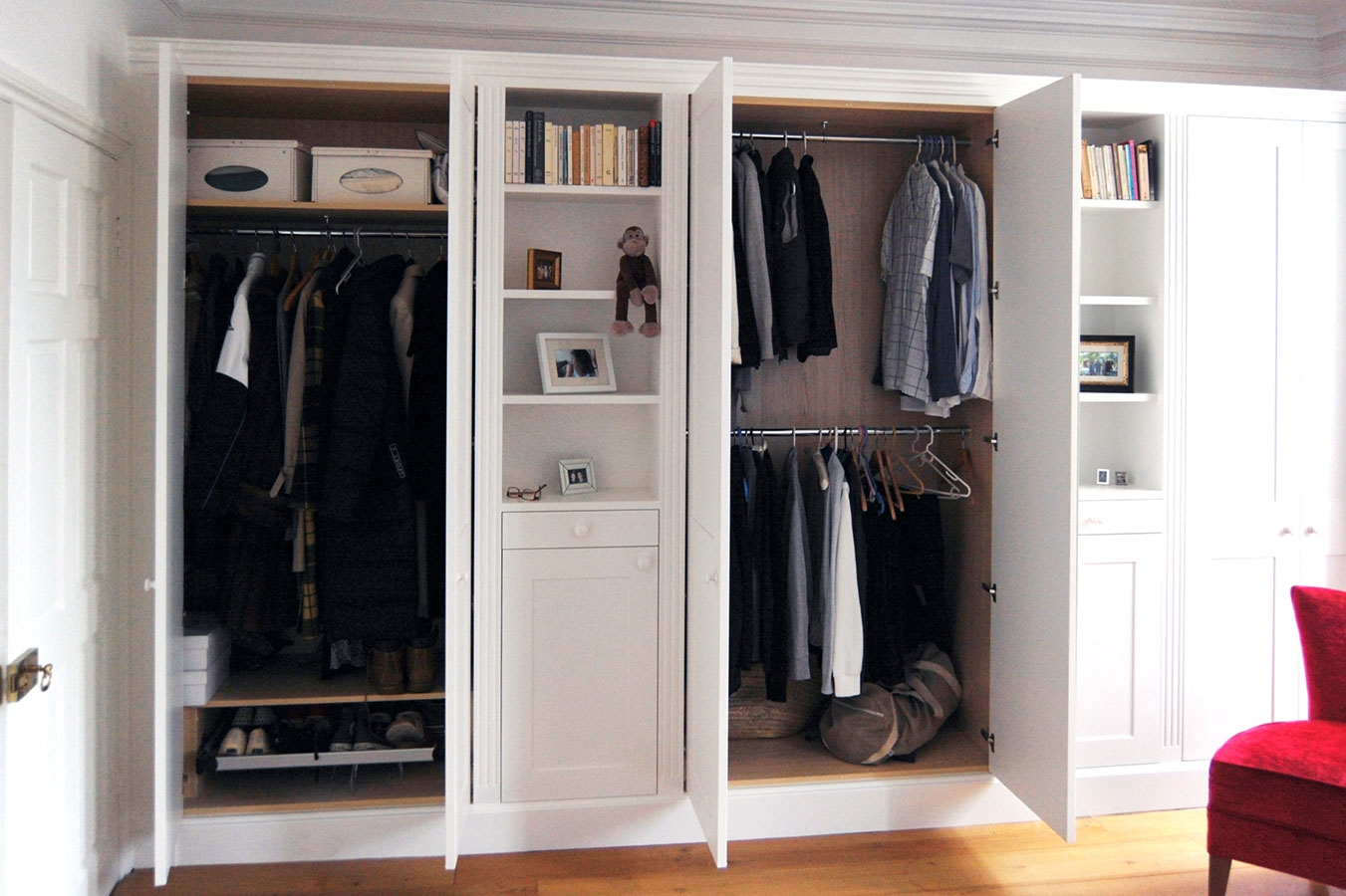 Bespoke Furniture Cost Pricing Examples Within Wall Wardrobes (View 2 of 15)