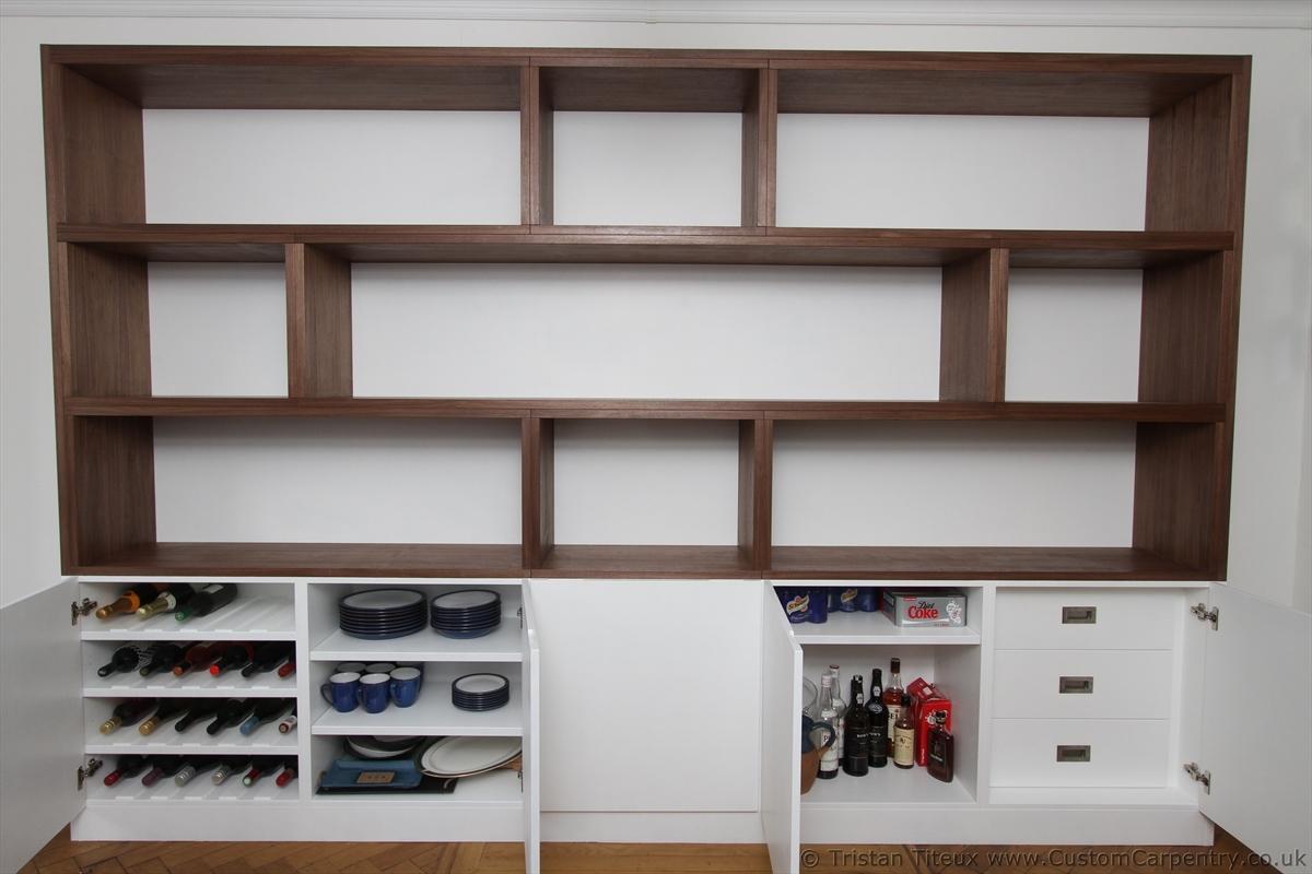 Popular Photo of Bespoke Shelves