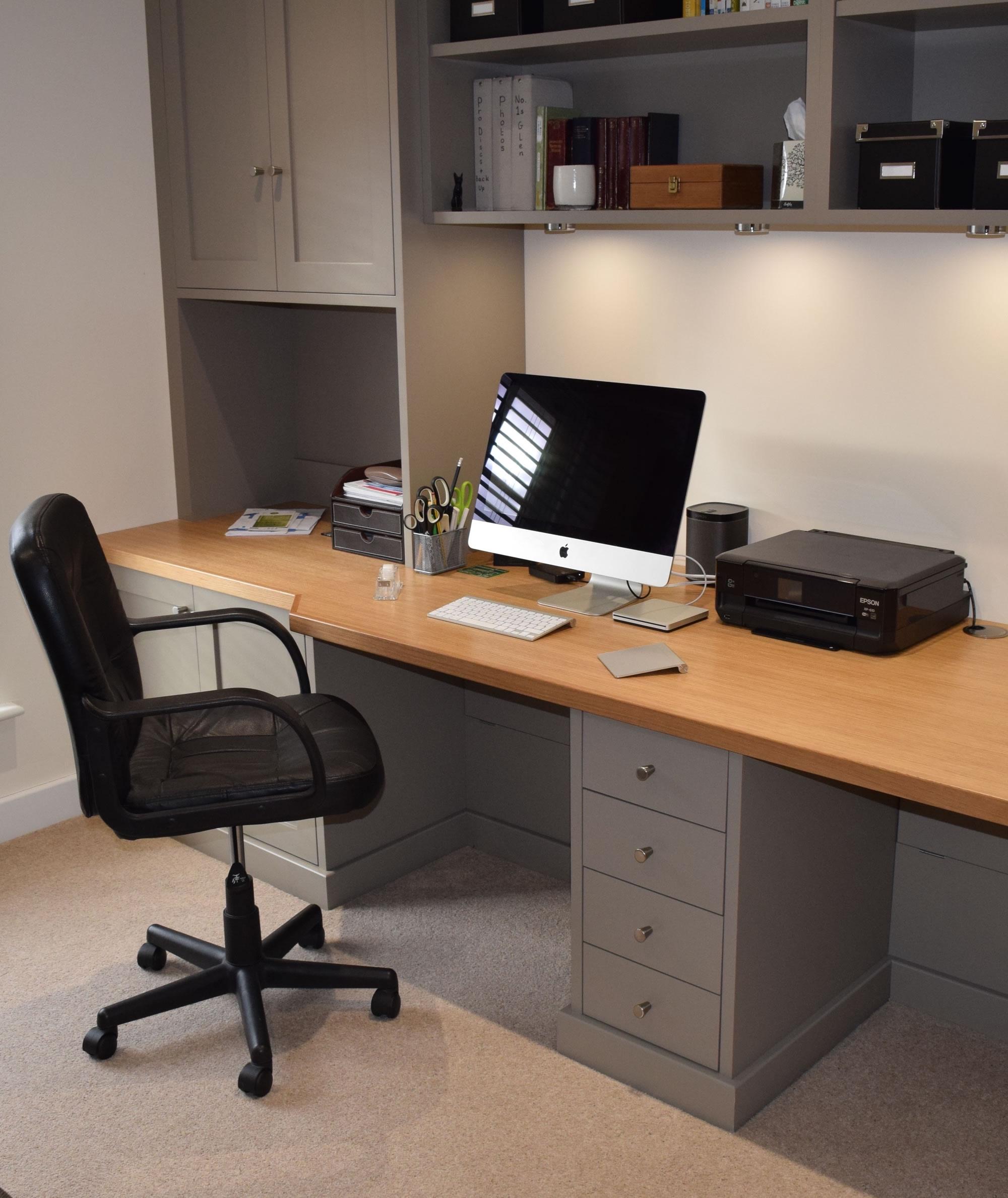 Bespoke Study Furniture Gallery Within Bespoke Study Furniture (#5 of 15)