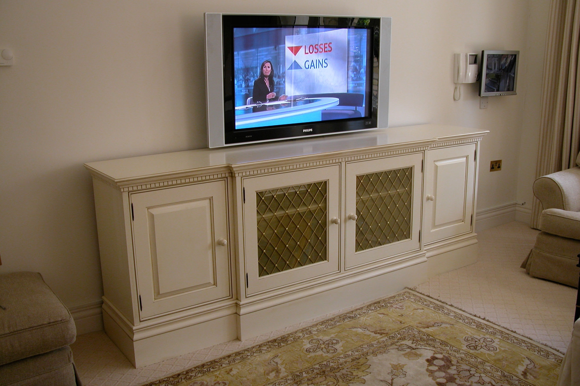 Bespoke Tv Cabinets Custom Made Tv Cabinets Pertaining To Bespoke Tv Cabinet (View 1 of 15)