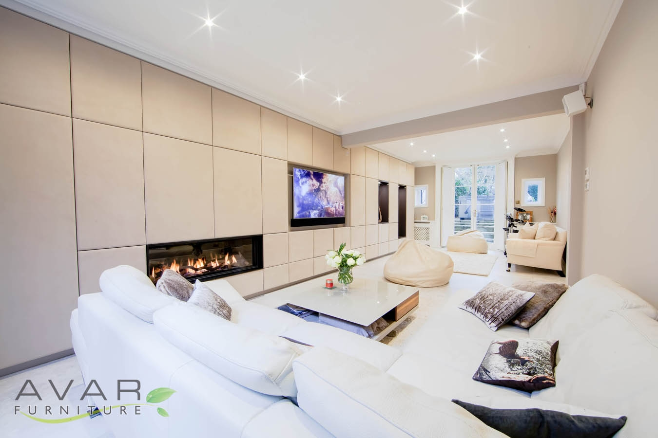 Bespoke Tventertainment Units North London Uk Avar Furniture Pertaining To Bespoke Tv Units (#6 of 15)