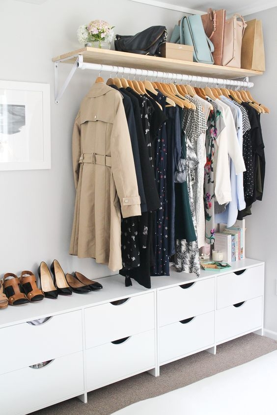 Best 10 Clothes Hangers Ideas On Pinterest Hangers Hangers For Throughout Wardrobe Hangers Storages (#2 of 15)