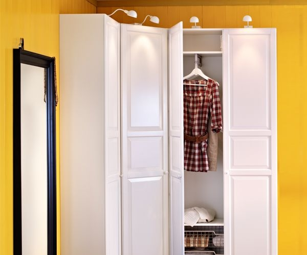 Best 10 Corner Wardrobe Ideas On Pinterest Corner Wardrobe For Corner Wardrobe Closet IKEA (#1 of 15)
