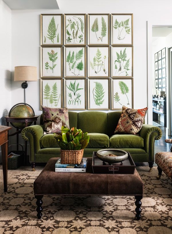 Best 10 Green Couch Decor Ideas On Pinterest Green Sofa Velvet In Green Sofa Chairs (View 10 of 15)