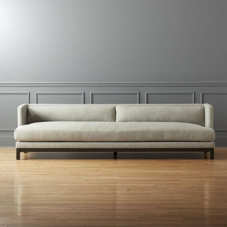 Popular Photo of Long Modern Sofas