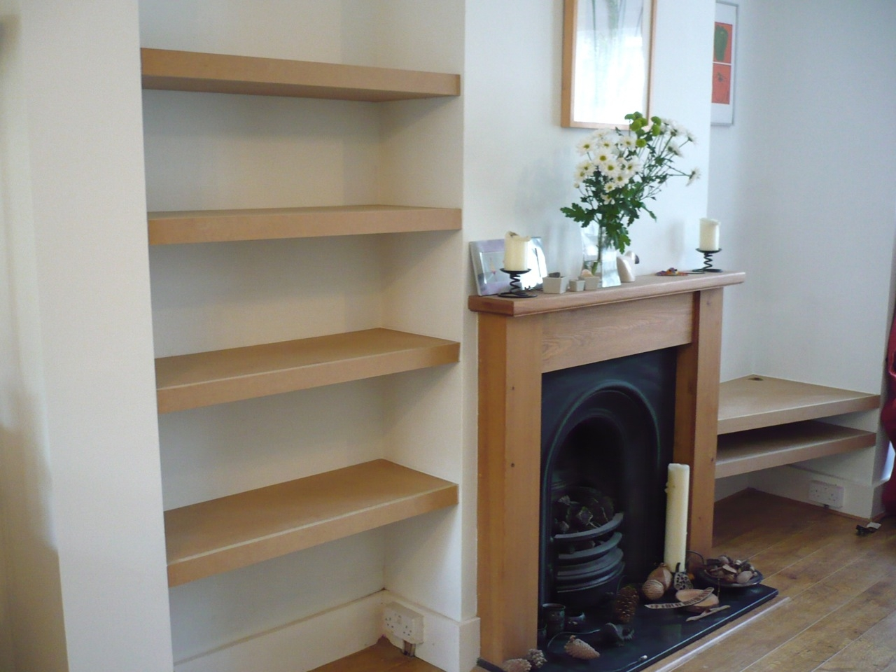 Best 20 Alcove Storage Ideas On Pinterest Inside Alcove Bookcase (View 12 of 15)