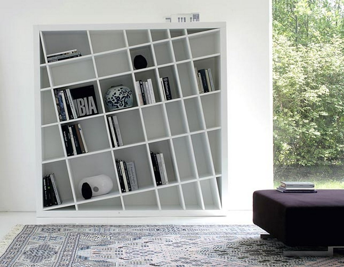 Best 20 Bookshelf Design Ideas On Pinterest Pertaining To Unique Bookcase Designs (#3 of 15)