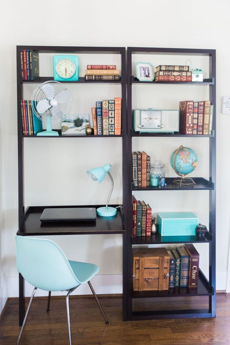 collection  desk  matching bookcase