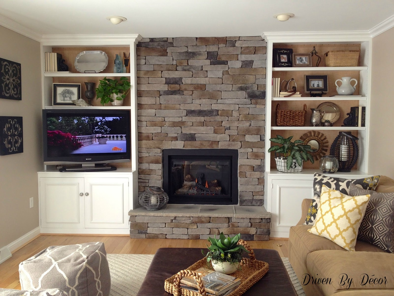 Best 20 Bookshelves Around Fireplace Ideas On Pinterest Intended For Family Room Bookcases (#2 of 15)