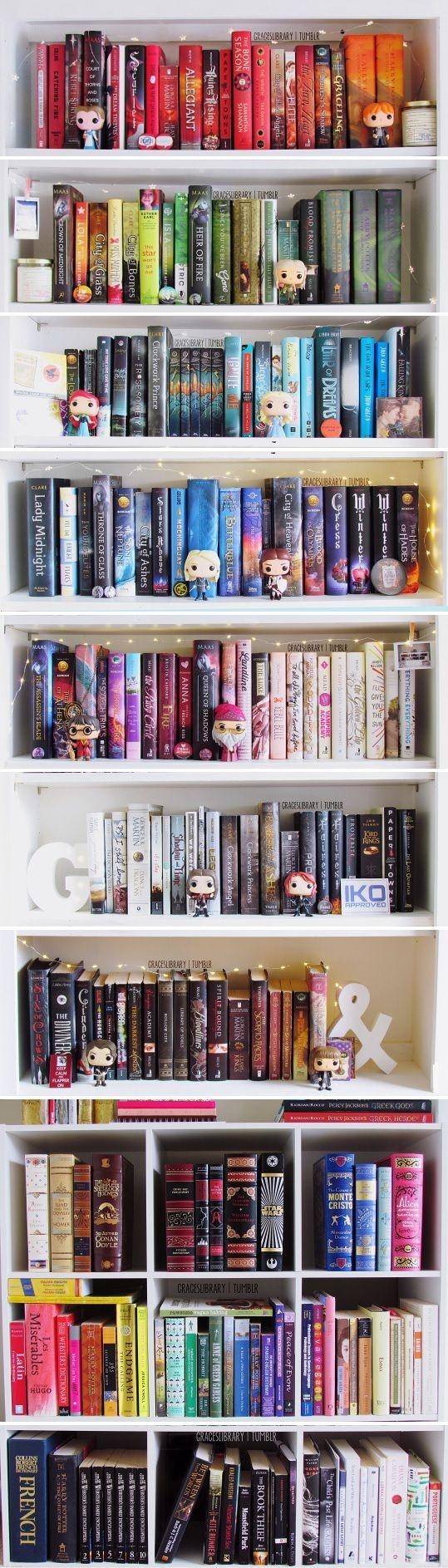Best 20 Bookshelves Ideas On Pinterest Pertaining To Bookshelves (#5 of 15)
