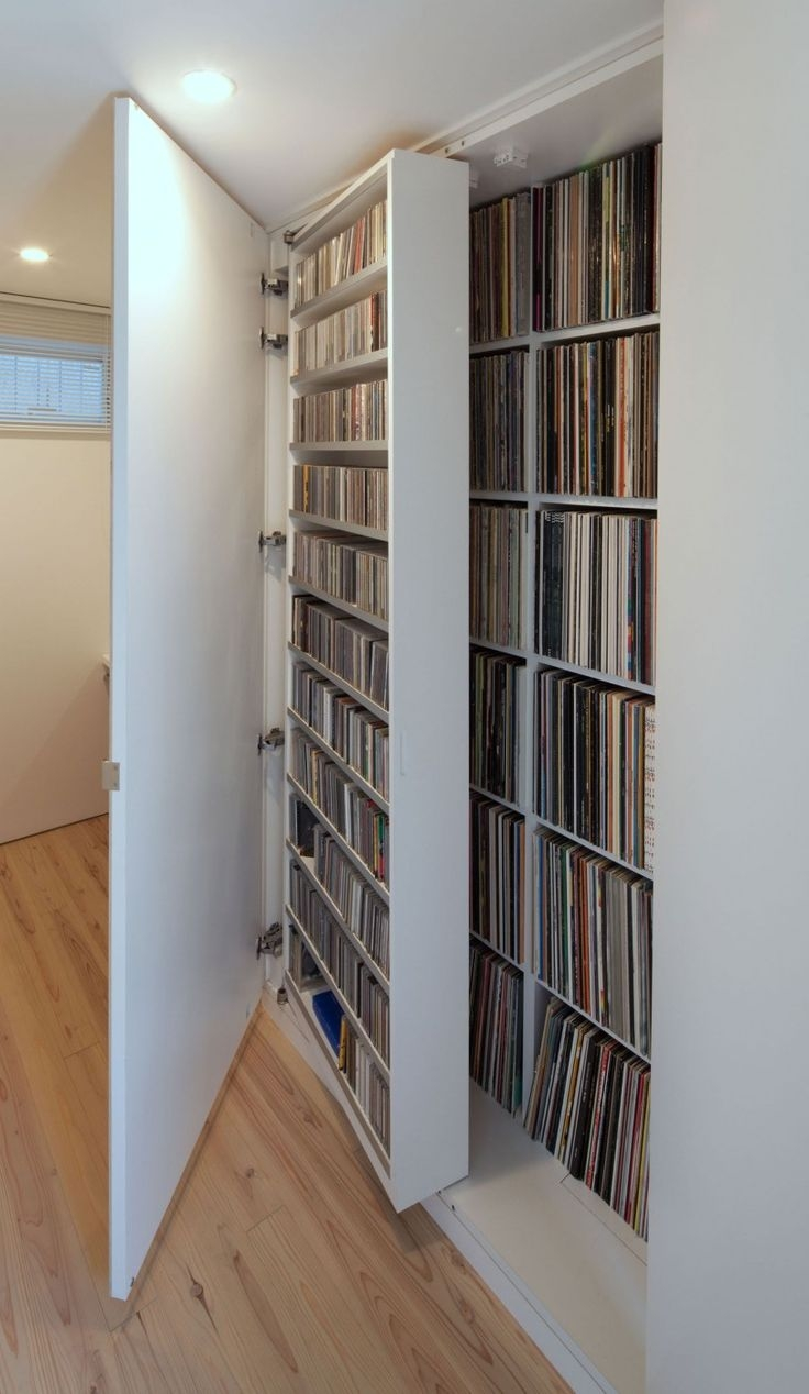 Best 20 Cd Storage Ideas On Pinterest With Bespoke Cd Storage (#2 Of 15