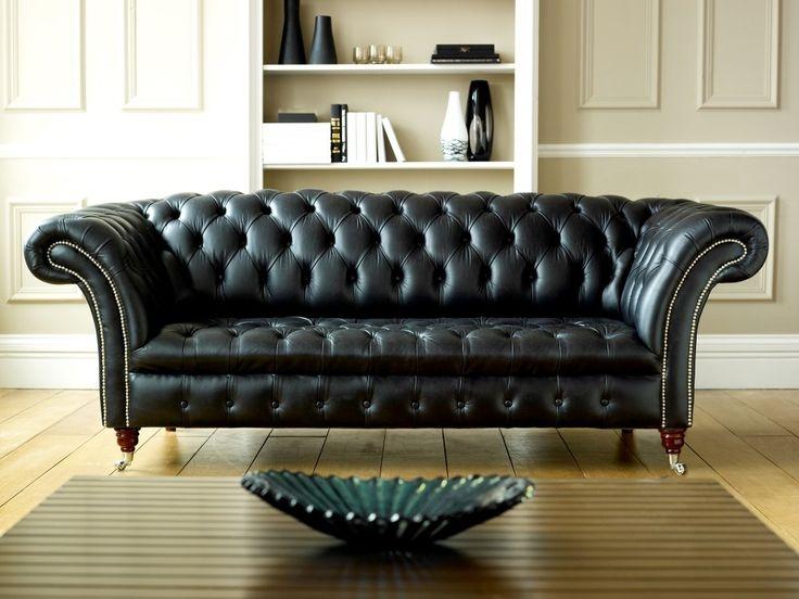 Best 20 Chesterfield Sofas Ideas On Pinterest Chesterfield In Chesterfield Black Sofas (#3 of 15)