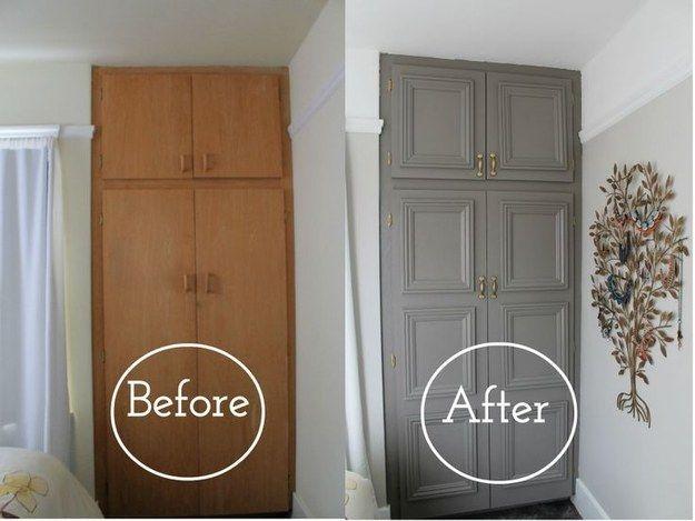 Best 20 Cupboard Doors Ideas On Pinterest Diy Cupboard Doors Pertaining To Hallway Cupboard Doors (#5 of 15)
